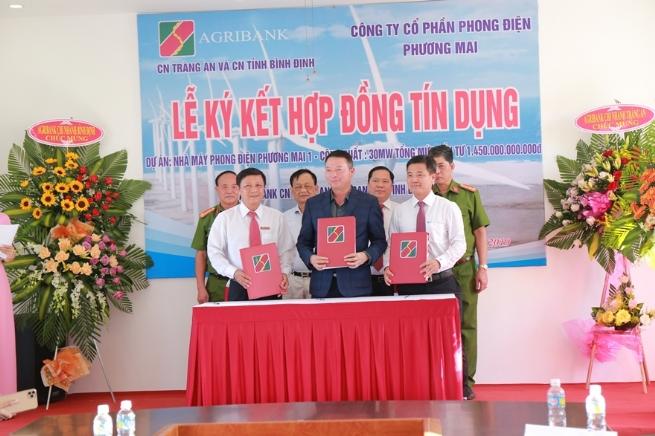 Agribank Bình Định và nỗ lực mang lại diện mạo mới cho nông nghiệp - nông thôn tỉnh nhà