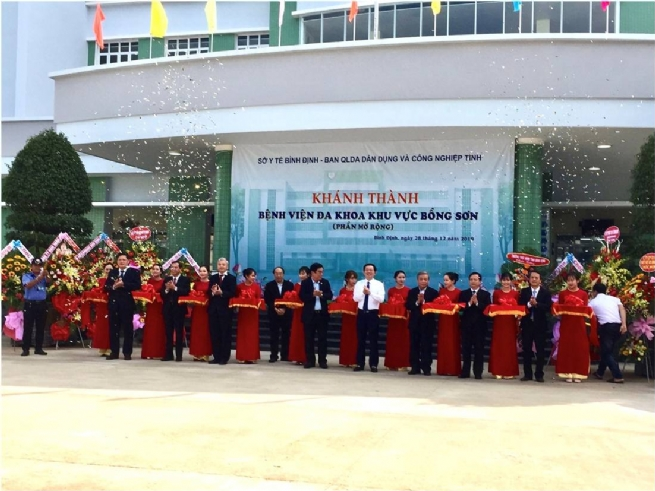BQLDA Dân dụng và Công nghiệp tỉnh Bình Định: Nỗ lực triển khai các dự án kịp chào mừng Đại hội Đảng bộ tỉnh lần thứ XX