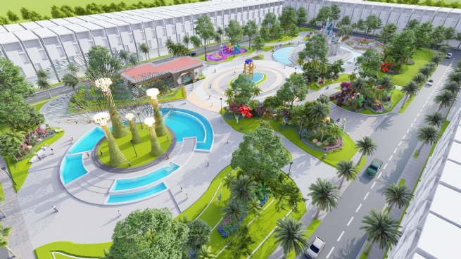 Dự án Thăng Long Residence được UBND Bàu Bàng phê duyệt nhiệm vụ và đồ án quy hoạch chi tiết
