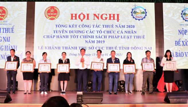 Nestlé Việt Nam tiếp tục được ghi nhận trong việc đóng góp ngân sách nhà nước