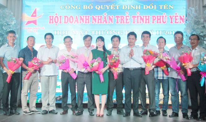 Doanh nhân trẻ Phú Yên song hành phát triển cùng địa phương