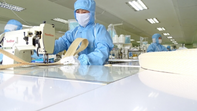 Khu công nghiệp Bình Xuyên dẫn đầu về thu hút dự án và vốn đầu tư FDI