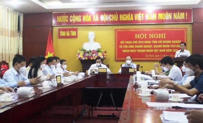 Hà Tĩnh: Tháo gỡ khó khăn cho doanh nghiệp