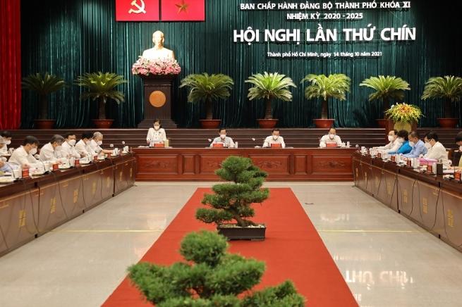 TP.HCM: Hỗ trợ doanh nghiệp, phục hồi kinh tế