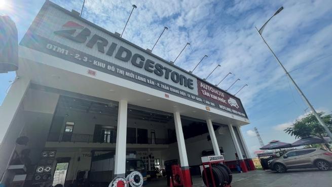 Bridgestone Việt Nam khai trương Trung tâm Dịch vụ Tân Kim Phúc tại Bình Định