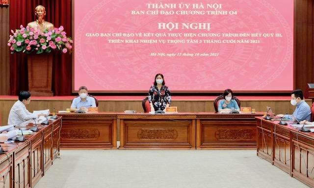 Xây dựng NTM Hà Nội : Không để nợ tiêu chí về đích xây dựng nông thôn mới