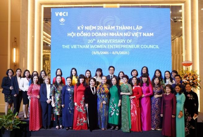 Kỷ niệm 20 năm thành lập Hội đồng doanh nhân nữ Việt Nam