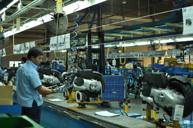 Doanh thu của các doanh nghiệp FDI trong các KCN Vĩnh Phúc tăng 4% so với cùng kỳ
