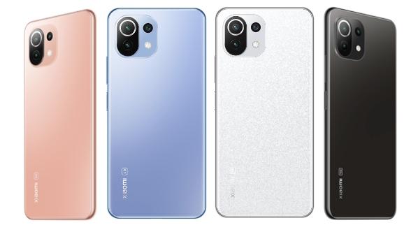 Xiaomi chính thức ra mắt dòng sản phẩm smartphone cao cấp Xiaomi 11T Series 5G và Xiaomi 11 Lite 5G NE