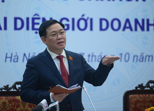 QUỐC HỘI VỚI DOANH NHÂN, DOANH NGHIỆP: Hiến định vai trò của doanh nghiệp, doanh nhân