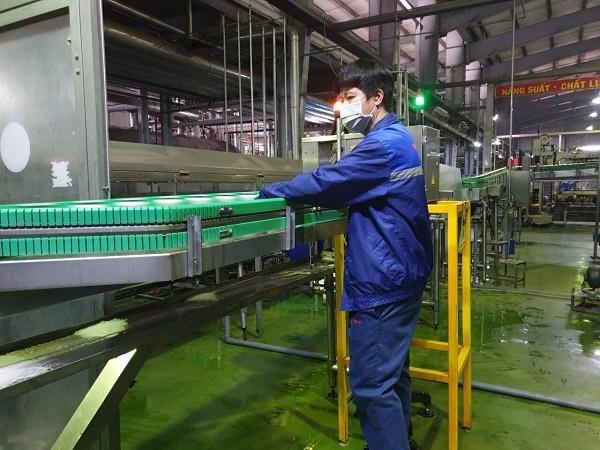 Doanh nghiệp tăng tốc sản xuất, thúc đẩy xuất khẩu