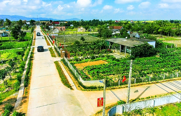 Ha Tinh Strives to Boost Rural Development