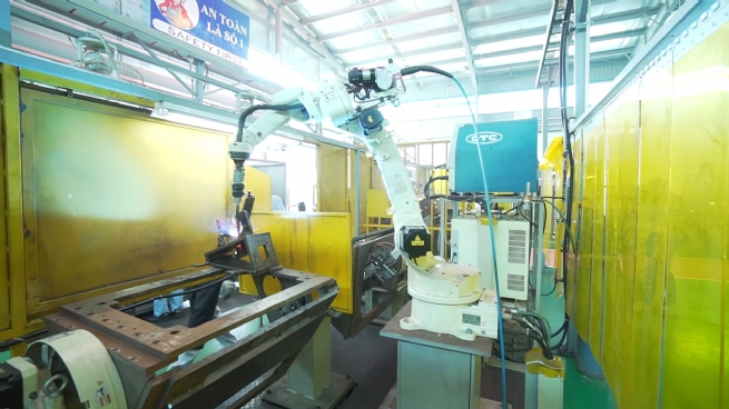 Technokom JSC Affirming the Class and Prestige of a Vietnamese Brand