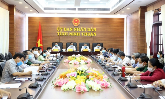 Ninh Thuan: Spectacular Breakthroughs