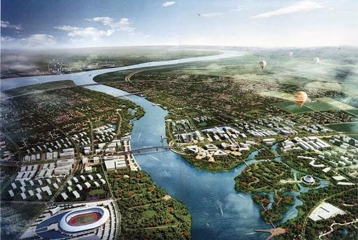 Uông Bí: Thành phố kinh tế - thương mại – dịch vụ công nghệ cao đón đầu phát triển