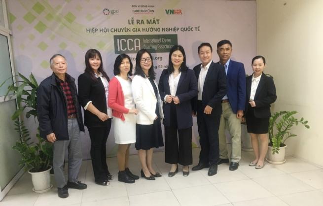Hiệp hội chuyên gia hướng nghiệp quốc tế (ICCA): Hướng đến một thị trường lao động chuyên nghiệp, tận tâm