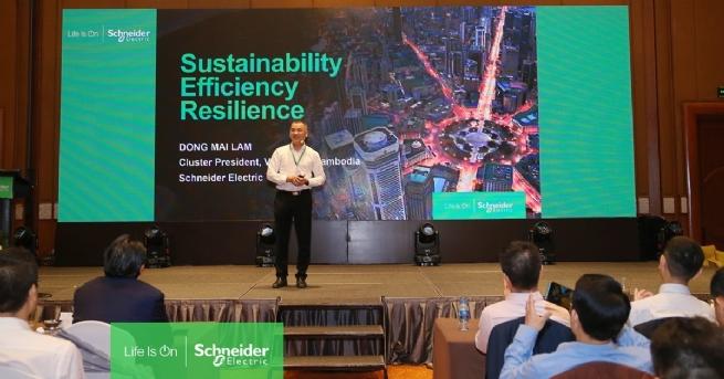 Khám phá và xây dựng một tương lai bền vững, linh hoạt với Schneider Electric tại Innovation Day 2021