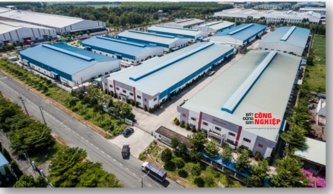 Bất động sản công nghiệp tiếp tục có sức hút lớn với DN nước ngoài