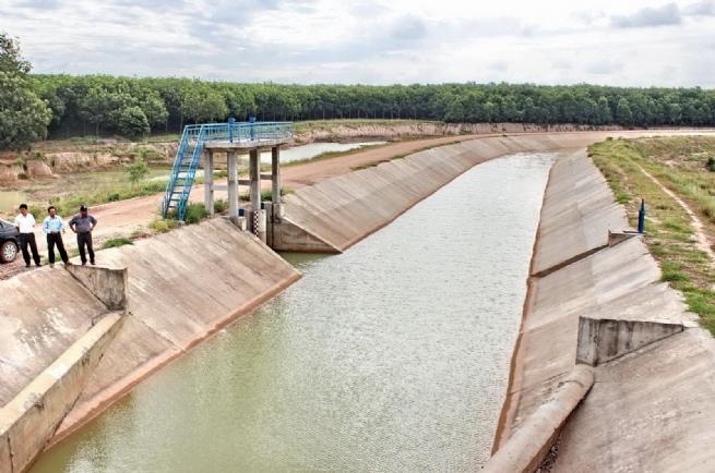 Ban QLDA đầu tư xây dựng ngành NN&PTNT tỉnh Tây Ninh: Đồng hành cùng sự nghiệp CNH - HĐH nông nghiệp, nông thôn