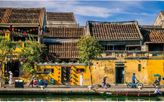 Hội An: Hướng tới thành phố sinh thái  - văn hóa - du lịch