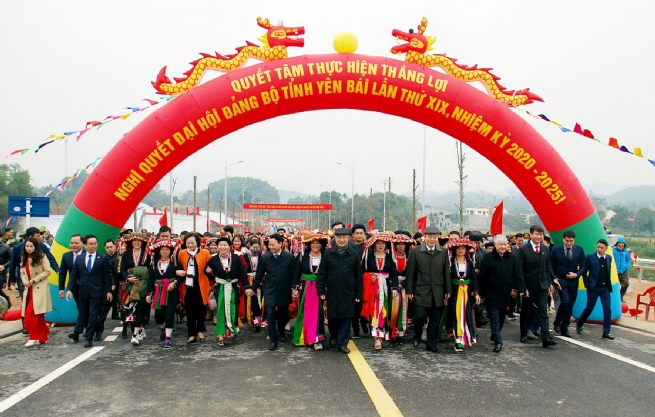 Yen Bai: Great Endeavor to Become Relatively Developed Province by 2025