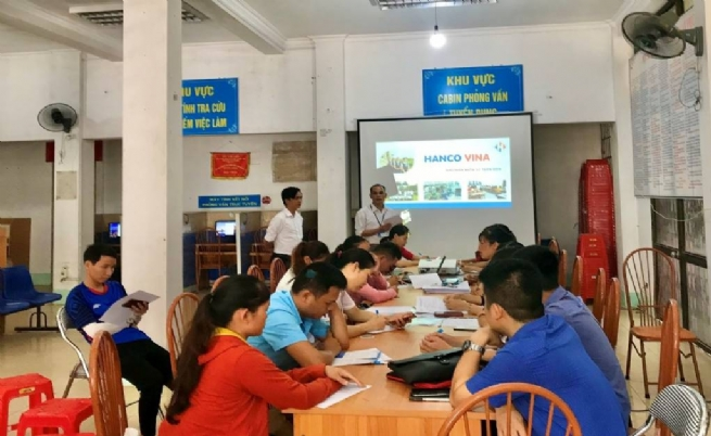 Trung tâm Dịch vụ việc làm tỉnh Lạng Sơn: Thực hiện tốt vai trò kết nối  cung - cầu lao động