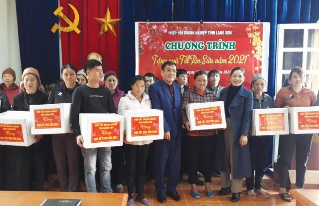 Hiệp hội doanh nghiệp tỉnh Lạng Sơn: Cầu nối hiệu quả giữa doanh nghiệp và chính quyền