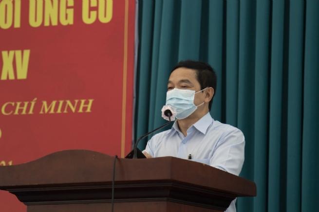 """Doanh nhân Lê Viết Hải – Chủ tịch Tập đoàn Xây dựng Hòa Bình:  """"Tôi sẽ hết sức cố gắng làm thật tốt vai trò cầu nối giữa người dân với diễn đàn Quốc hội"""""""