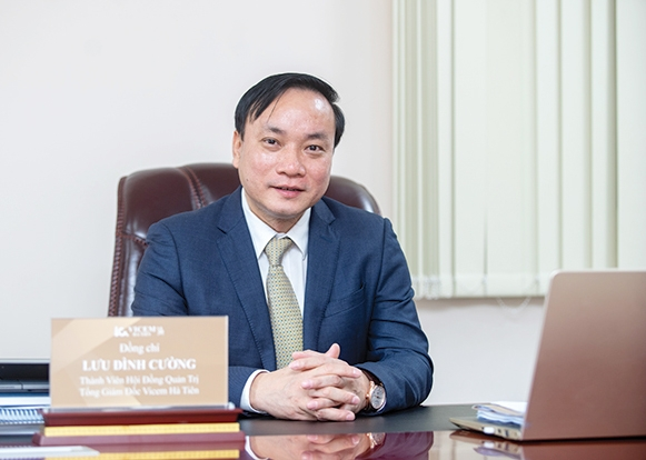 Vicem Ha Tien Towards Green Production to Change Bias to Cement Industry