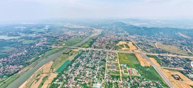 Thái Hòa hút đầu tư đa ngành với định hướng phát triển thành đô thị trung tâm phía Tây tỉnh Nghệ An