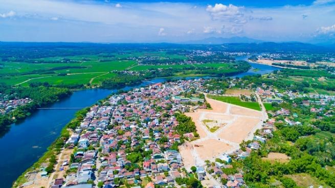 Đưa Bình Sơn sớm trở thành thị xã văn minh, giàu đẹp