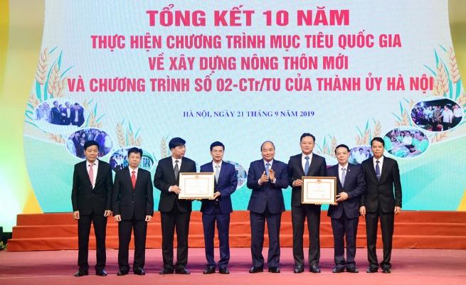 Xây dựng nông thôn mới Hà Nội giai đoạn 2021 - 2025: Chủ trương đúng đắn, vào cuộc quyết liệt