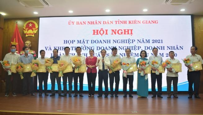 Kiên Giang: Phấn đấu PCI 2021 trở lại thứ hạng Khá của cả nước