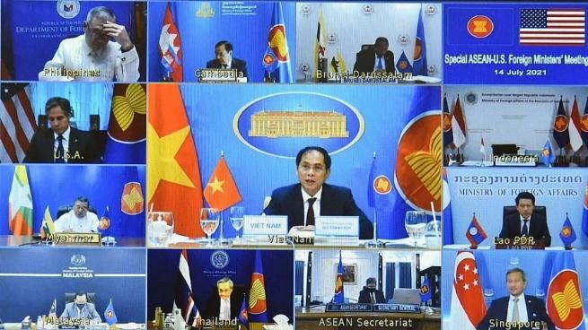 ASEAN và Việt Nam sẵn sàng tạo thuận lợi cho doanh nghiệp Hoa Kỳ mở rộng đầu tư, kinh doanh