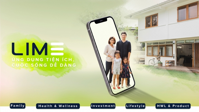 Hanwha Life Vietnam cements its market leadership and leverages on its seamless, digital-first experience with the LIME app