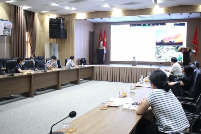 Hội thảo góp ý dự thảo đề án Bảo vệ môi trường trong xây dựng Nông thôn mới
