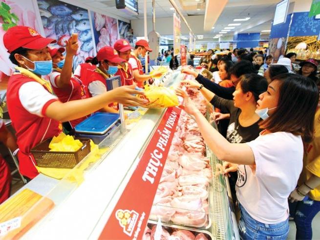 VISSAN thông báo tiếp tục cung ứng thực phẩm tươi sống tại thị trường Thành phố Hồ Chí Minh