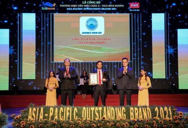 Khanh Hoa Salanganes Nest Soft Drink JSC: Honesty Strengthens Brand