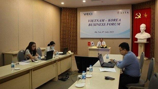 Thắt chặt quan hệ hợp tác doanh nghiệp Việt Nam - Hàn Quốc trong tình hình mới
