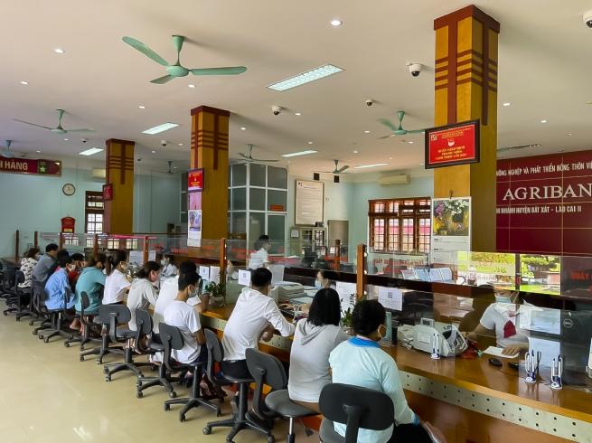 Agribank Chi nhánh Lào Cai II: Đóng góp tích cực vào sự phát triển của vùng cao biên giới