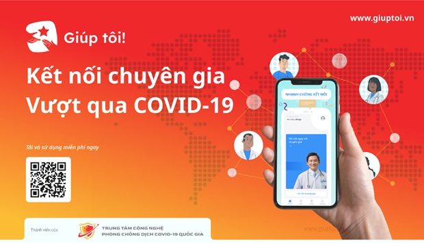 Ra mắt nền tảng tư vấn y tế miễn phí cho người ảnh hưởng bởi COVID-19