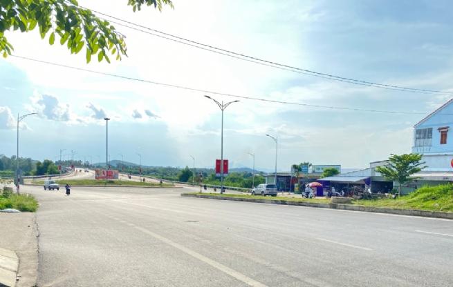 Bất động sản Thái Hòa - Nghệ An tăng trưởng mạnh nhờ sức hút đầu tư vào địa bàn