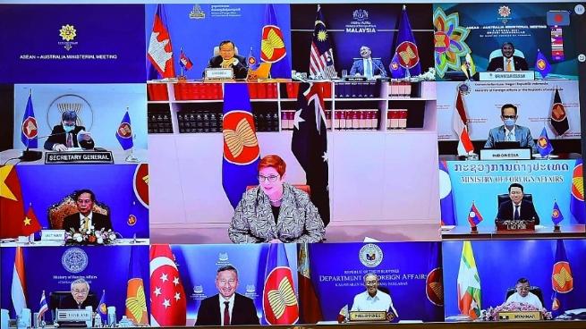 ASEAN – Australia: Tiếp tục đảm bảo kết nối chuỗi cung ứng, hàng hóa thiết yếu