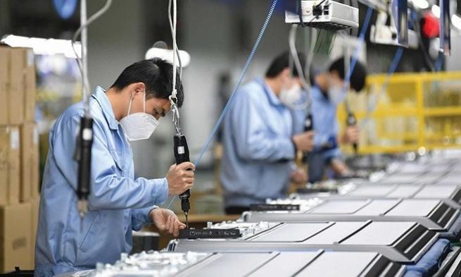 Thu hút FDI 9 tháng bất ngờ tăng 4,4%