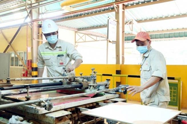 Vĩnh Phúc: Số vốn đăng ký đầu tư của doanh nghiệp tăng 41,2%