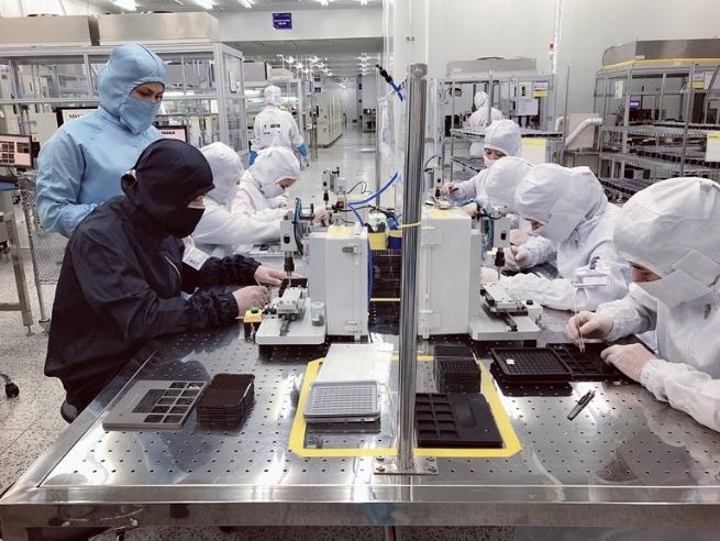 Vĩnh Phúc: 8 tháng năm 2021, chỉ số sản xuất toàn ngành công nghiệp tăng hơn 15% so với cùng kỳ