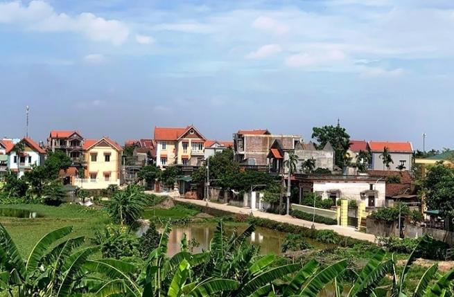 Phú Xuyên : Nỗ lực xây dựng nông thôn mới nâng cao