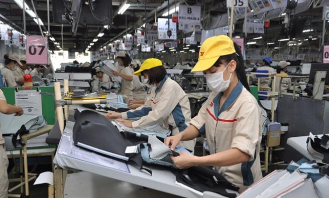 """Vĩnh Phúc: Nỗ lực tạo """"vùng xanh"""" duy trì sản xuất tại các doanh nghiệp"""