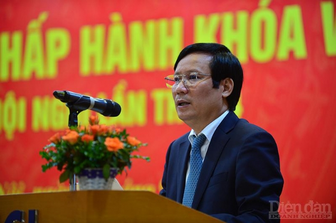 New VCCI President Pham Tan Cong: Resolved to Unite Businesses to Respond to Pandemic